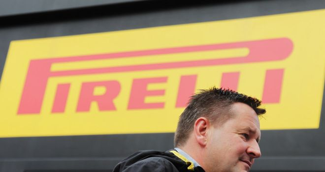 Paul Hembery: Tyres aren't too conservative