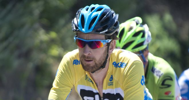 Sir Bradley Wiggins: On the verge of his first race win of 2014