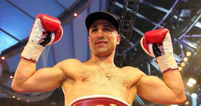 Arthur Abraham: WBO super-middleweight champion