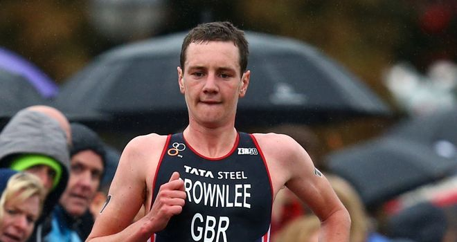 Alistair Brownlee: Will lead England's bid for Commonwealth Games glory in Glasgow