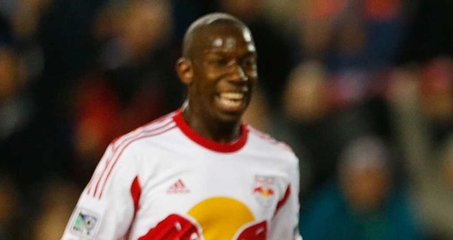 Bradley Wright-Phillips: Winning goal for Red Bulls