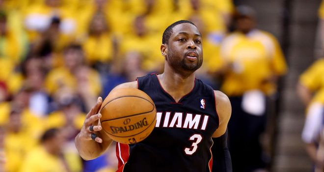 Dwyane Wade: Could end association with Miami this summer