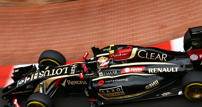Lotus: The Enstone team have a long-running association with Renault