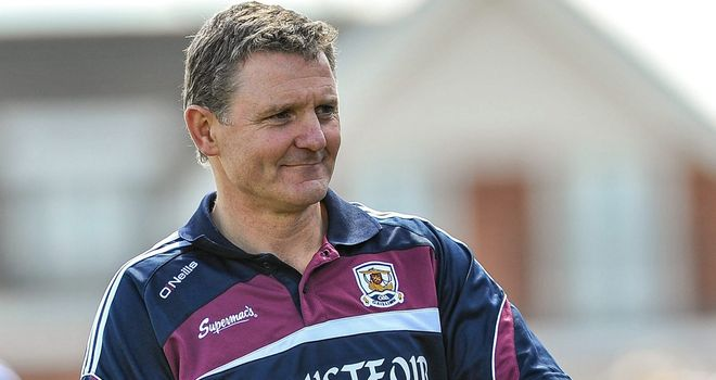 Alan Mulholland: Has stepped down as Galway manager
