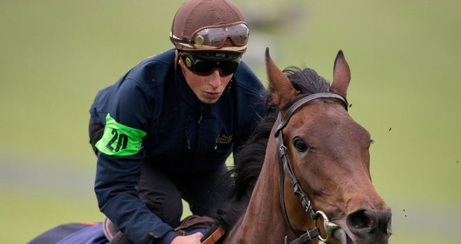 William Buick: Okay after fall