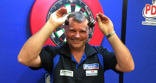 Terry Jenkins: Welcome win in Crawley