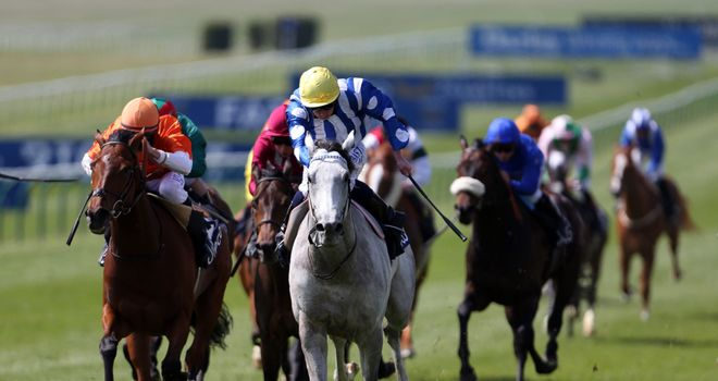 Mighty Yar: Last into the Ebor line-up with Dettori booked.