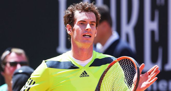 Andy Murray: Weighing up a possible successor to Ivan Lendl