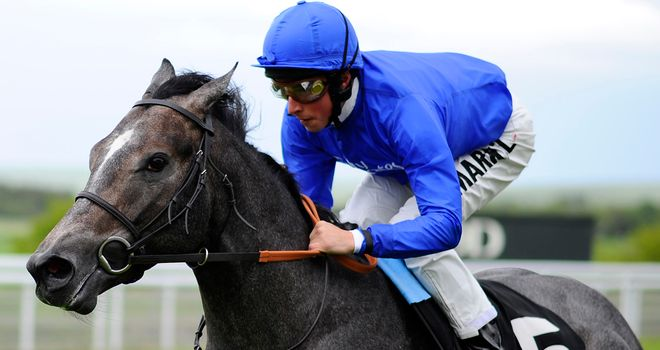 William Buick: Won the opener at Nottingham