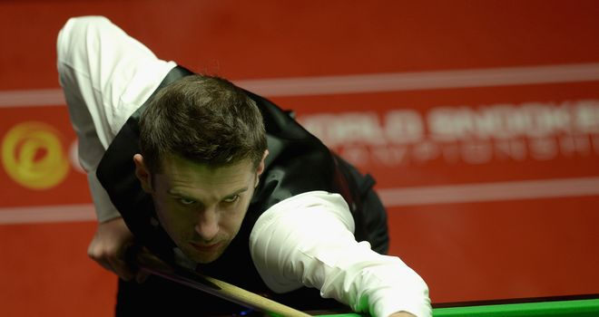 Mark Selby: Had an afternoon to remember to lead O'Sullivan 12-11