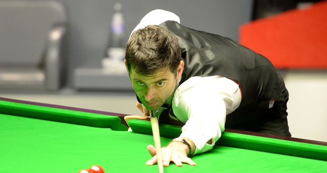 Ronnie O'Sullivan: Three big wins and runner-up in World Championship