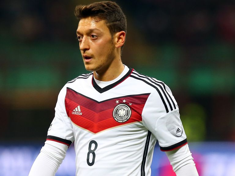 Mesut Ozil: Eight goals in qualifying yet still 12/1 to top score for Germany