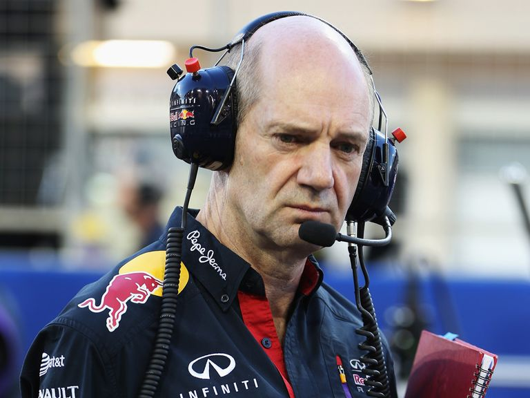 Newey: Says F1 regulations are too restrictive