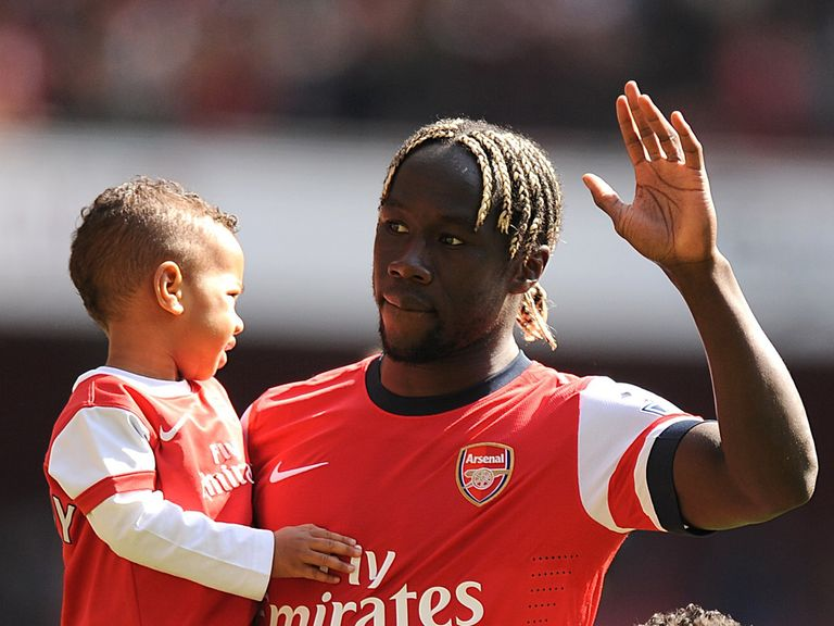 Bacary Sagna: Arsenal contract ends this summer