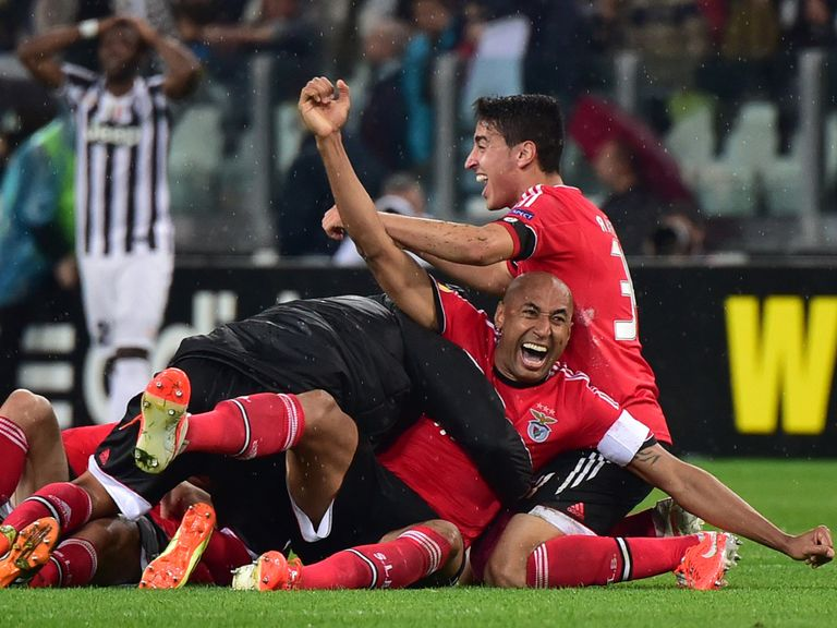 Benfica may have already overcome their biggest hurdle