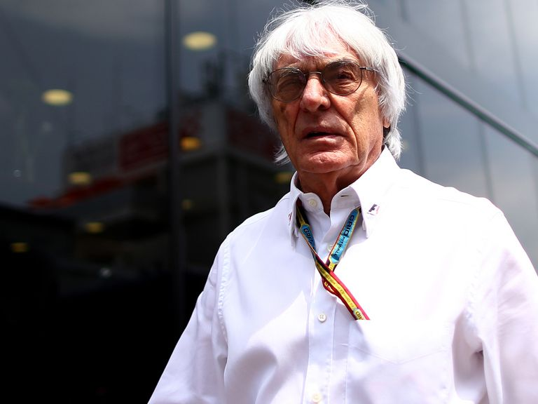 Bribery case against Bernie Ecclestone is dropped