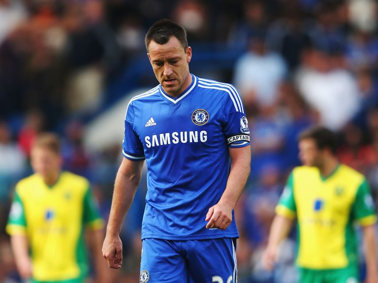 John Terry: Signs new Chelsea deal