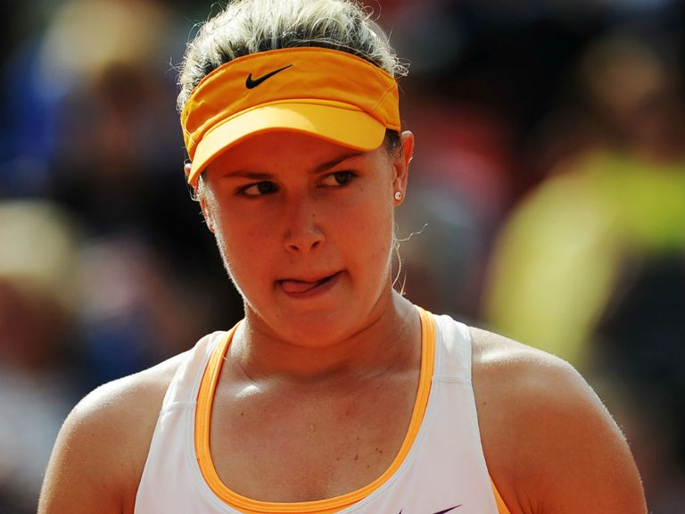 Eugenie Bouchard: Semi-finalist in Melbourne and Paris already this year