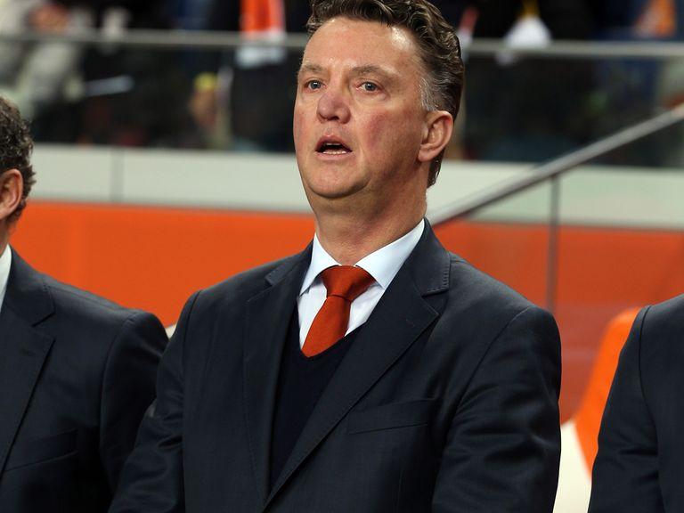 Louis van Gaal: Won't be appointed as Man United boss this week