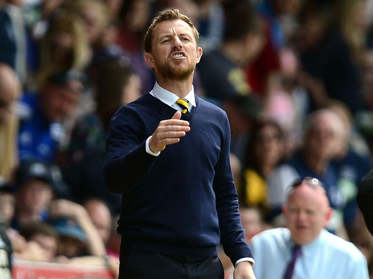 Gary Rowett: Relishing the prospect of Monday's final