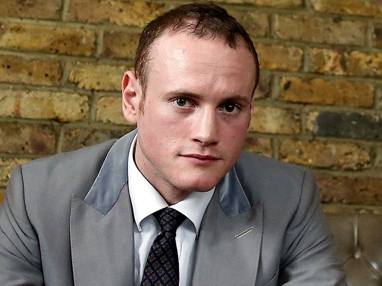 George Groves: Pleased to sign promotional contract