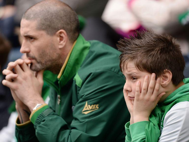 Hibernian face a relegation play-off