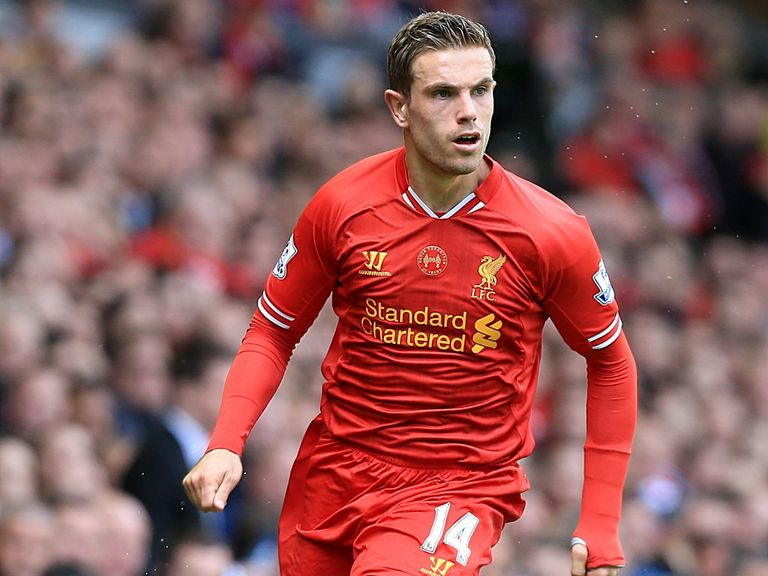 Jordan Henderson: Always looking to improve