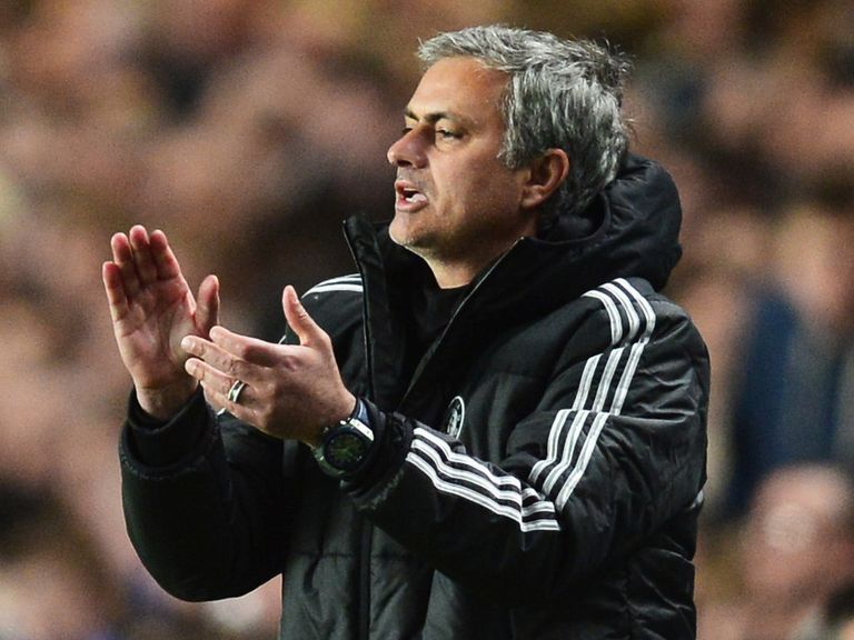 Jose Mourinho: Ready to deliver his end-of-season report