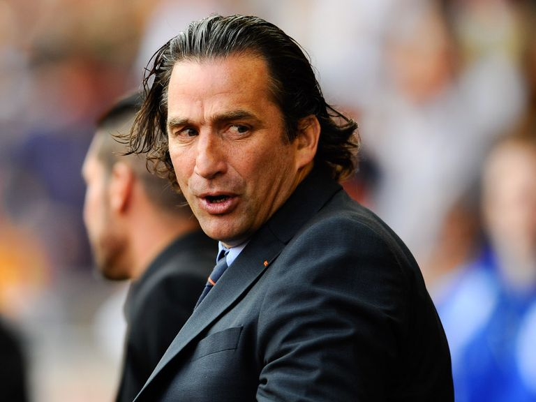Juan Antonio Pizzi: Valencia exit