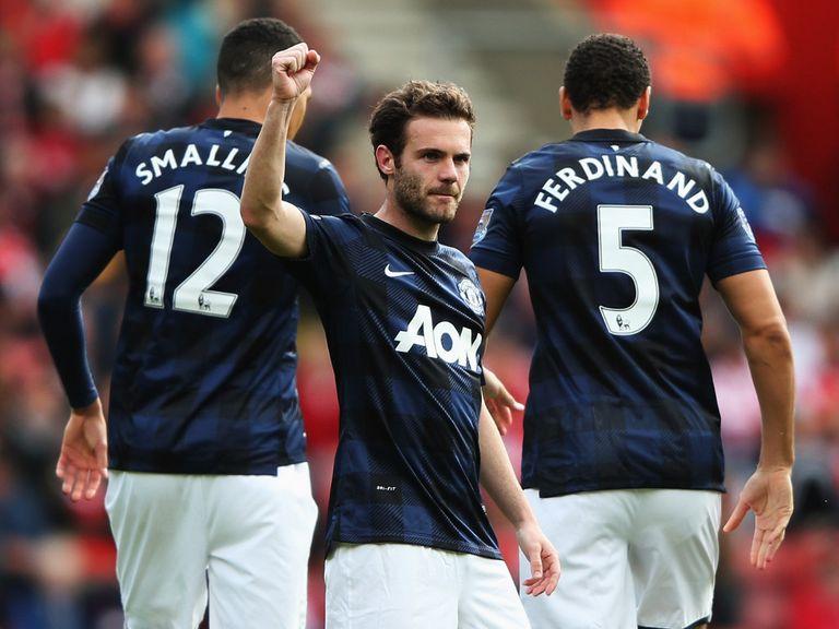 Juan Mata's arrival has helped increase Man United's wage bill
