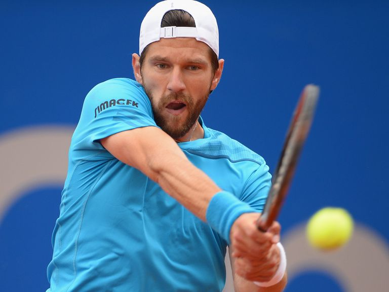 Jurgen Melzer: Yet to lose a set to Granollers