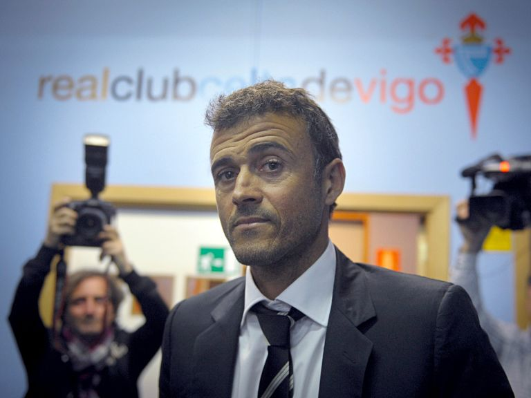 Luis Enrique: Expected to be named the next Barcelona boss