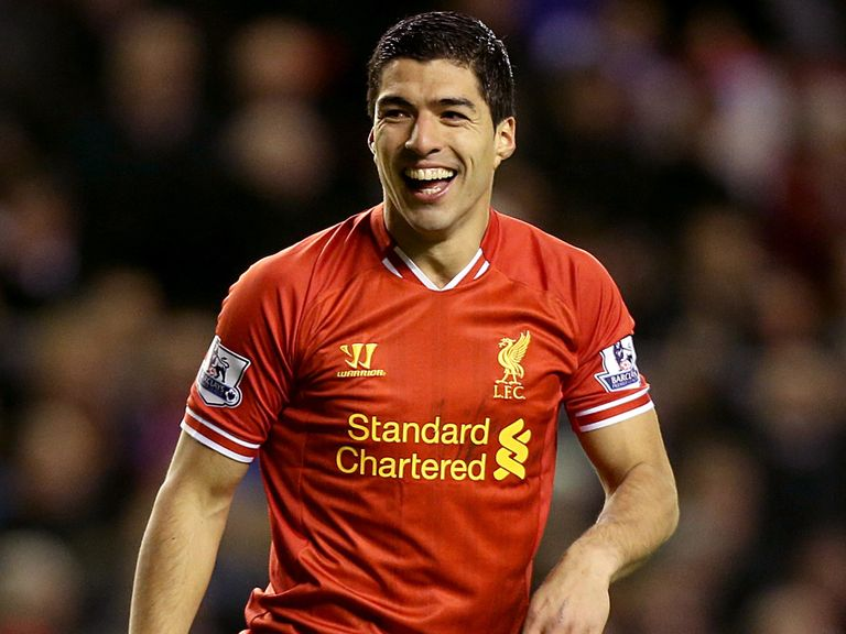 Luis Suarez: Great season for Liverpool