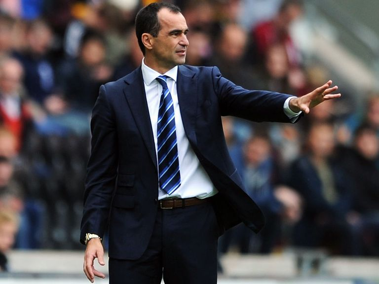 Roberto Martinez: Experience will have developed players