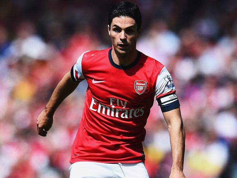 Mikel Arteta: Has one year left on his current deal