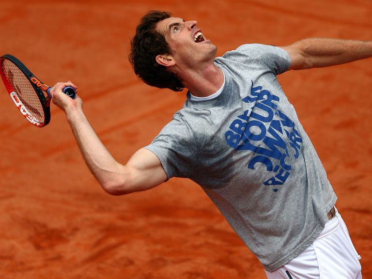 Andy Murray: Says announcement could happen soon