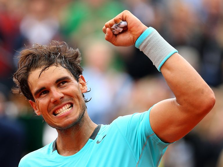 Rafael Nadal: Dropped just seven games in reaching round three