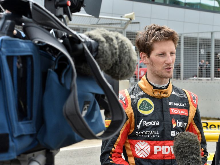 Romain Grosjean: Could move to new team
