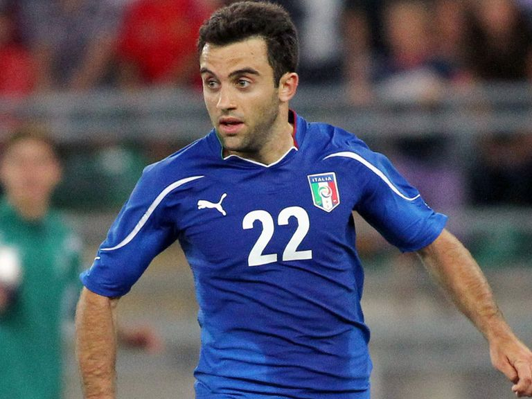 Giuseppe Rossi: Looking to impress for Italy