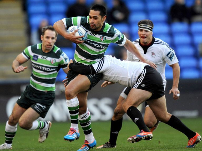 Setaimata Sa: Has joined Hull FC until 2015