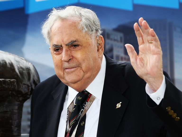 Sir Jack Brabham: Has died at the age of 88
