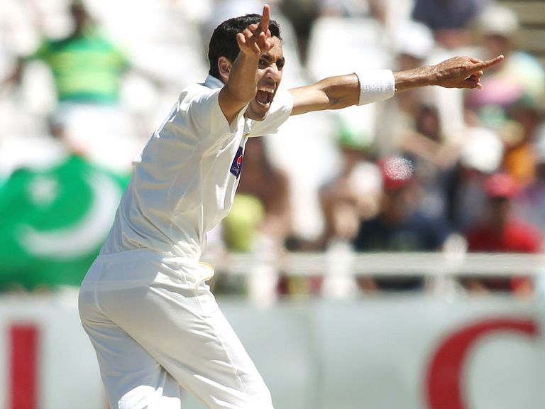 Umar Gul: Training hard after undergoing knee surgery