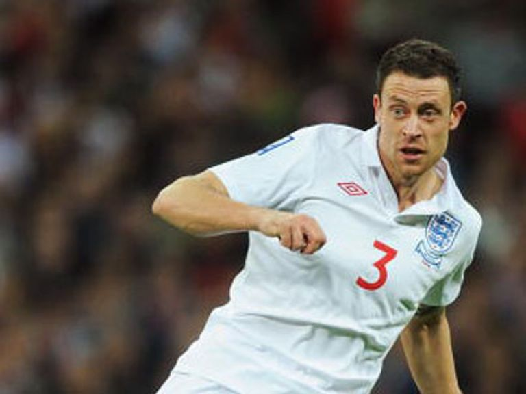 Wayne Bridge: The former England defender has retired
