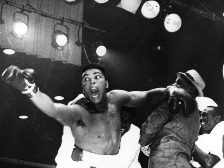 Muhammad Ali: Inspiration for our Cheeky Punt