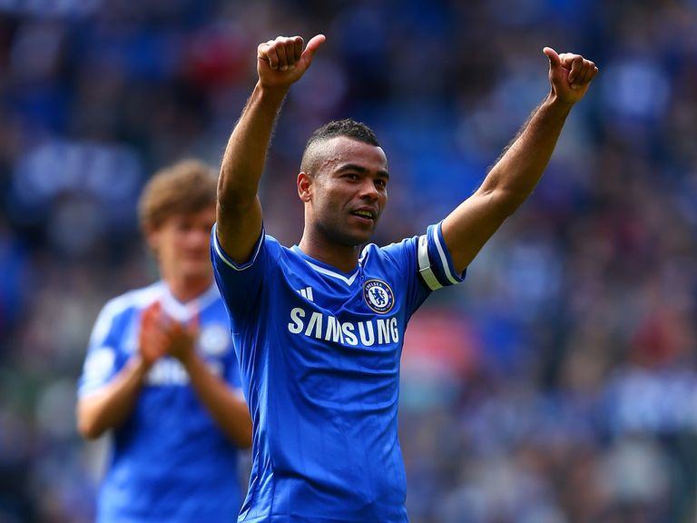Ashley Cole: Free agent following his release by Chelsea