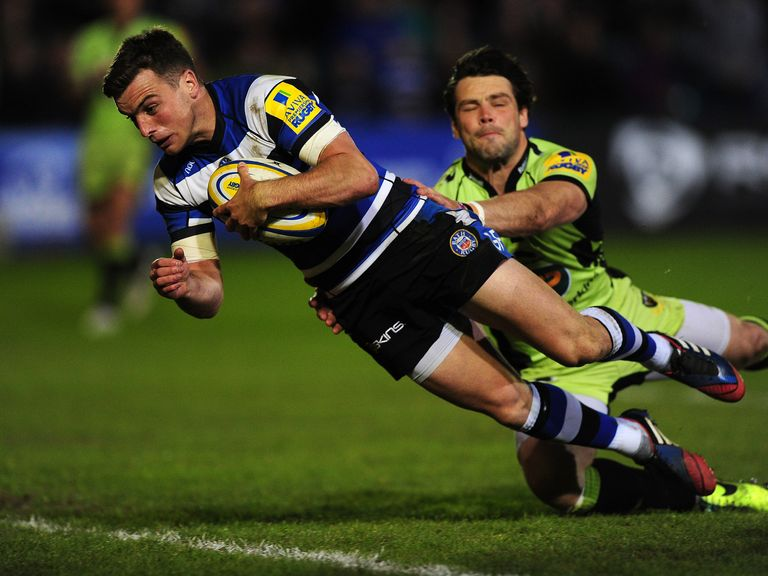 George Ford: Shoulder surgery confirmed