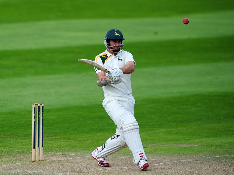 Phil Jaques: Australian extends Nottinghamshire stay