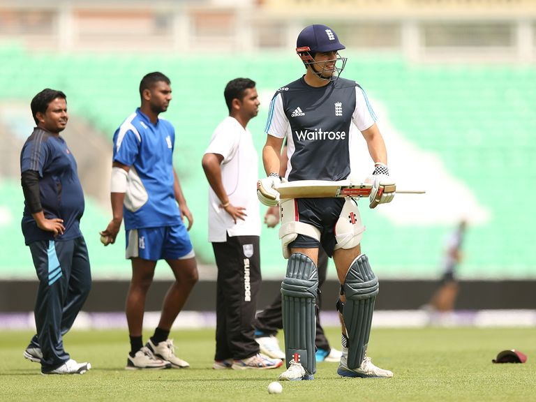 Alastair Cook: Determined to see England return to winning ways