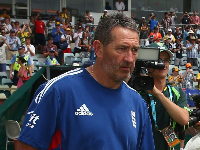 Graham Gooch: Leaves his role as batting coach