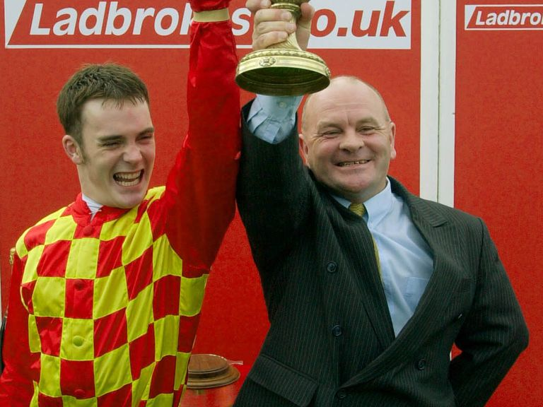 David (right) and Adrian Nicholls team up with Inxile at York
